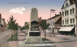 Stendal, Husaren-Denkmal