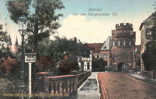 Stendal, Vor dem Tangermünder Tor