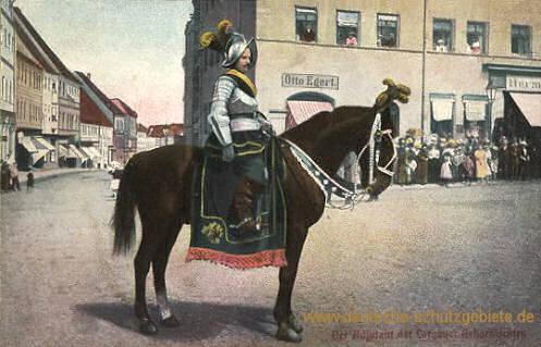 Torgau, Der Adjutant der Torgauer Geharnischten