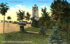 Weißenfels, Bismarckdenkmal
