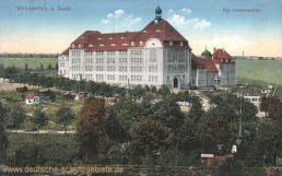 Weißenfels, Kgl. Lehrerseminar