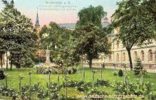 Weißenfels, Kriegerdenkmal