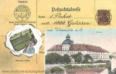Weißenfels, Postpaketadresse