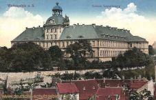 Weißenfels, Schloss Augustusburg