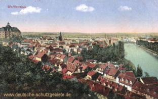 Weißenfels, Stadtansicht