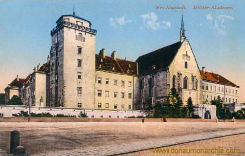 Wiener-Neustadt, Militär-Akademie