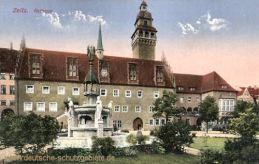 Zeitz, Rathaus