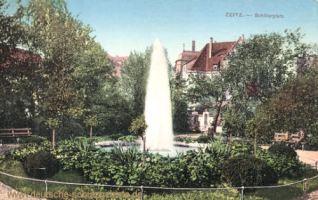 Zeitz, Schillerplatz