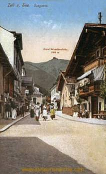 Zell am See, Seegasse