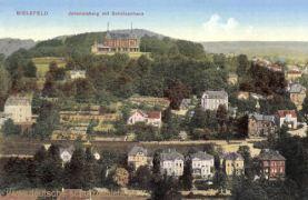 Bielefeld, Johannisberg mit Schützenhaus