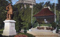Bielefeld, Kurfürstendenkmal und Kaiserzelt