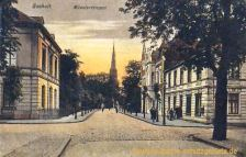 Bocholt, Münsterstraße