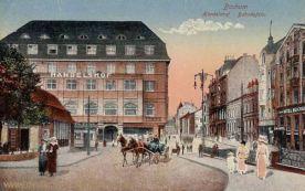 Bochum, Handelshof, Bahnhofstraße