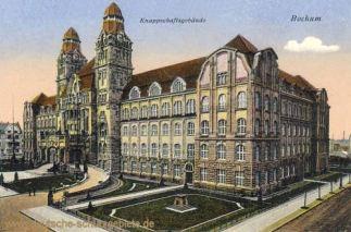 Bochum, Knappschaftsgebäude
