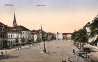 Bochum, Moltke-Platz