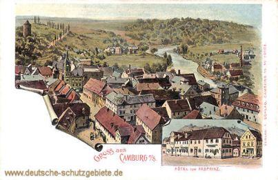 Gruß aus Camburg