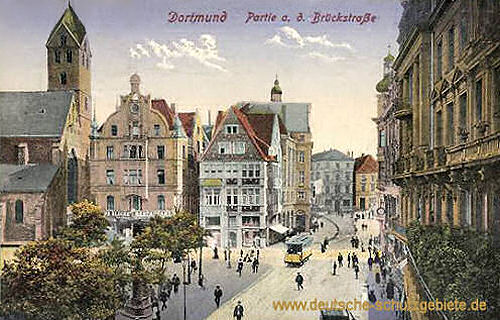 Dortmund, Brückestraße