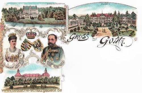 Gruss aus Gotha