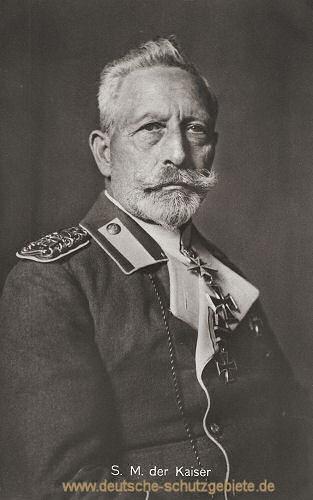 Kaiser Wilhelm II. in Dorn