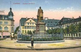 Koblenz, Goeben-Denkmal