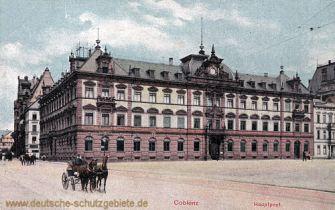 Koblenz, Hauptpost