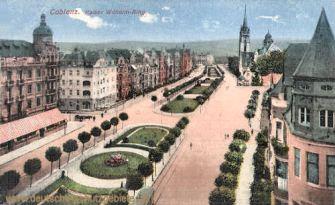 Koblenz, Kaiser Wilhelm-Ring