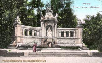 Koblenz, Kaiserin Augusta-Denkmal