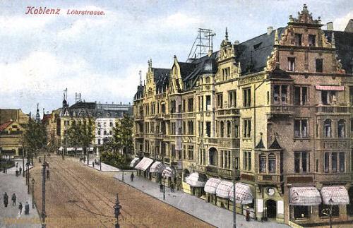 Koblenz, Löhrstraße