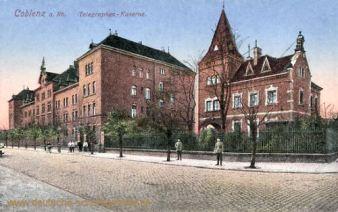 Koblenz, Telegraphen-Kaserne
