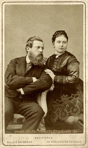 Kronprinz Friedrich Wilhelm und Victoria, 1868