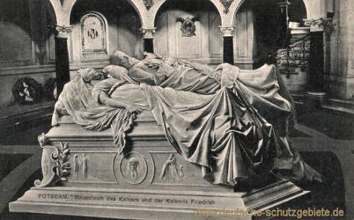 Potsdam, Mausoleum des Kaisers und der Kaiserin Friedrich