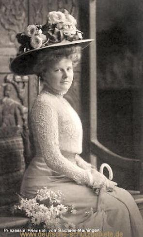 Prinzessin Friedrich von Sachsen-Meiningen