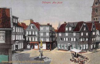 Solingen, Alter Markt