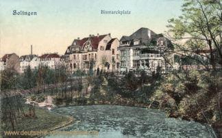 Solingen, Bismarckplatz