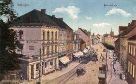 Solingen, Kaiserstraße
