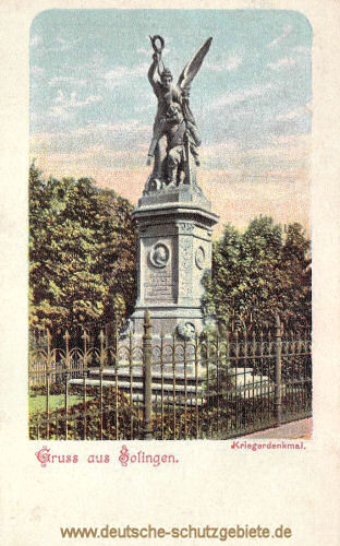 Solingen, Kriegerdenkmal