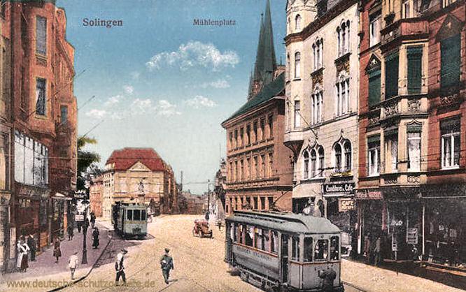 Solingen, Mühlenplatz