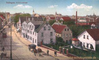 Solingen, Schützenstraße