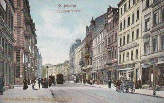 Sankt Johann a. d. Saar, Bahnhofstraße