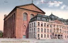 Trier, Basilika und Schlosskaserne