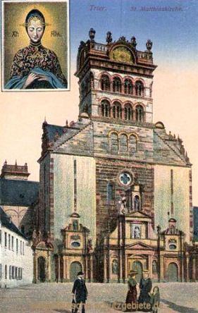 Trier, St. Matthiaskirche