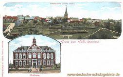 Wald (Rheinland), Rathaus, Totalansicht