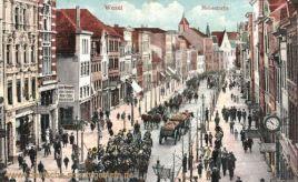 Wesel, Hohestraße