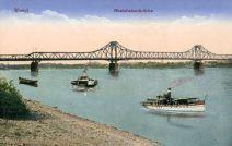 Wesel, Rheinbabenbrücke