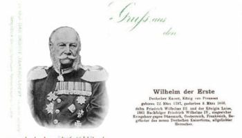 Wilhelm der Erste