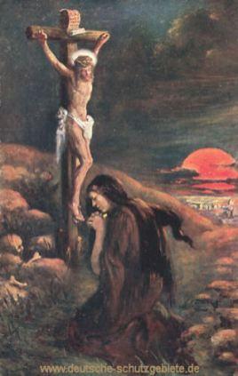 Christus und Maria Magdalena