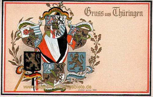 Gruss aus Thüringen