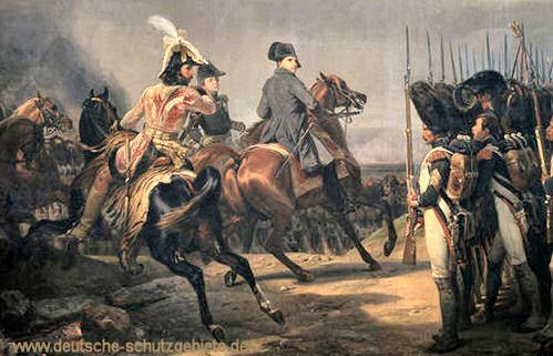 Napoleon bei Jena