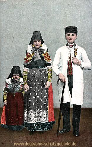 Schaumburg-Lippische Familie