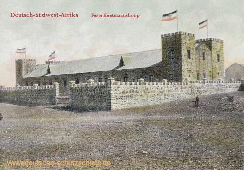 Deutsch-Südwest-Afrika, Feste Keetmannshoop